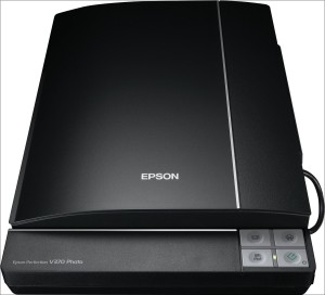Epson Perfection V370 Photo Flachbett Scanner